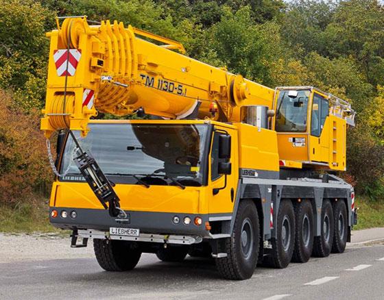 2015 Liebherr LTM 1100 5.1