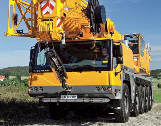 2015 Liebherr LTM 1100 5.2