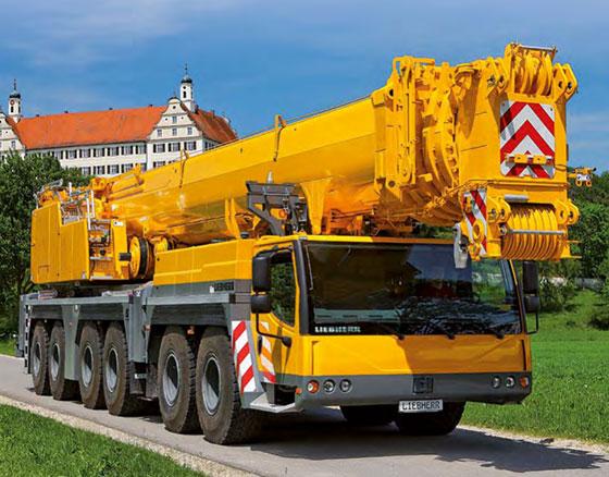 2016 Liebherr LTM 1350 6.1