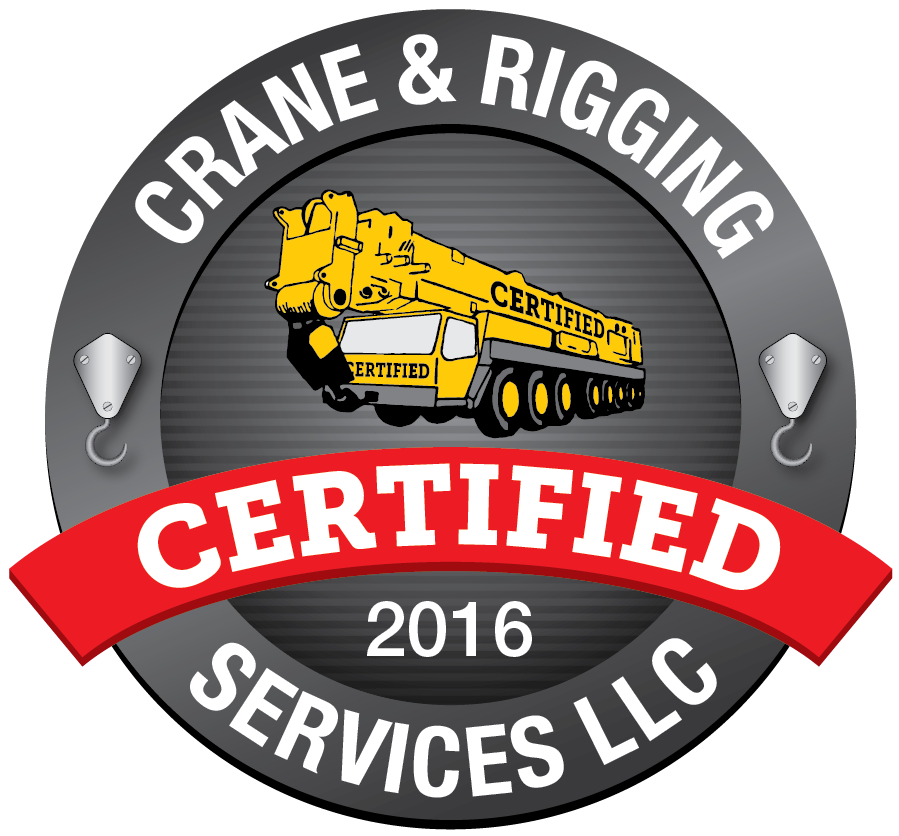 Certified Crane and Rigging Logo